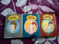 BRAND NEW! Beavis and Butthead DVD Collection (The Mike