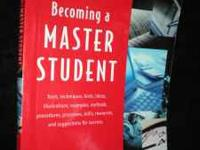 Becoming a Master Student by Dave Ellis Tenth Edition