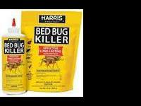 WE HAVE SOLUTIONS FOR BED VERMIN, SPIDERS, ROACHS AND