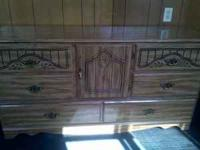 "Brand new Queen ""sleigh"" bed 6 months old from Ashleys"