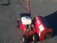 Trench master Bed Edger Brand new 8 Hp honda engine.