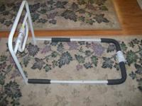 New Bed Guard Rail for Small Children $20.00 Call  //