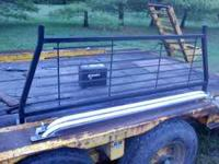 Bed Rails shortbed truck came off 2007 Chevy has all