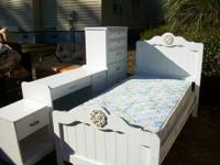 large queen mattress and box spring dresser elkin