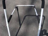I have an adjustable bed support/safety rail made by