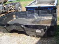 I HAVE 2 FORD STOCK BEDLINERS, BOTH ARE USED, IN GREAT