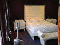 All custom made bedroom sets ,wall units,diningroom
