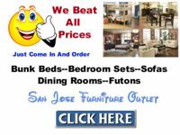 Bunk Beds - Bedrooms - Dining Rooms - Sofas Too   To