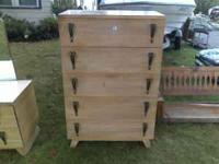 Nice bedroom set for sale 175.00 obo. If you have any