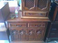 Full bedroom set. Must see in person, good condition.