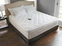 King Size Select Comfort Bed with complete bedroom set