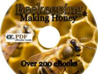 Over 200 eBooks! 1,000 Answers to Bee Keeping