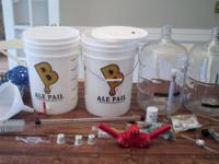 I have some beer brewing supplies up for grabs. I have