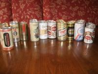BEER CAN COLLECTION AVAILABLE - $20 OBO TAKES ALL -