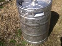 Beer keg with tap in good condition call or text for