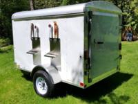 Beer Concession Trailer- New for 2014- Includes the