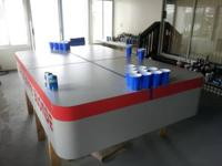 This beer pong table is awesome!! Fully laminated and