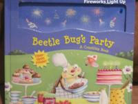 Beetle Bugs Party A Counting Book Fiber-Optic