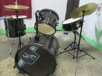 I have for sale a First act drum set, great for a