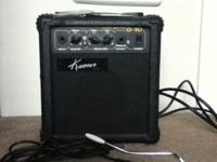 I have a Kansas guitar and amp kit that I bought to