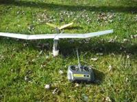 I have this firebird 400 remote control airplane , its