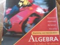 """Beginning and Intermediate Algebra"" mathematics"