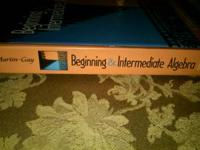 """Beginning & Intermediate Algebra"" second edition"
