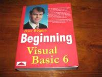 Beginning Visual Basic 6, Peter Wright 1998 ISBN