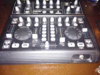 I'm offering a Behringer controller for DJing. It's