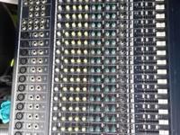 Behringer Eurodesk Model MX2442A Mixer/Mixing Console &