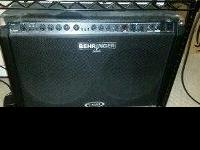 This is a very good amp, I'm downsizing so have to
