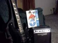 I have a Behringer MetAlien Electric Guitar Pack which