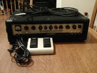 Behringer ULTRABASS BX4500H in brand new condition.