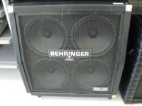 Nowadays I'm promoting a Behringer Ultrastack Taxi. An