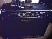 This amp is in great shape sound wise and operation,
