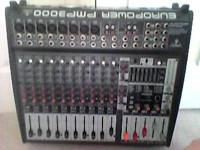 This is an excellent mixer except the no. 6 channel