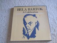 Nice record set, Bela Bartok: A Celebration, boxed LP
