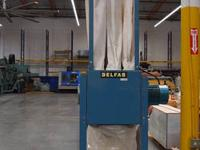BELFAB JNBM-OP 7.5HP Dust Collector Features: The
