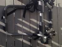 Bicycle rack in good condition   - Take your bikes on