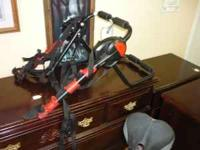 Bell Bike Rack good condition please call Emily @