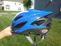 The Bell Women's Furio Road Helmet showcases Bell's