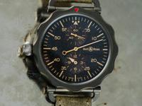 Features Pilot€™s Watch Case Details 49mm