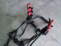 I have a USED two Bicycle carrier/rack for sale. In