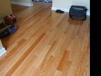 Bellawood select red oak flooring. 3/4 x 3 1/4, random