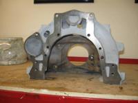 Chevy truck Bellhousing and mounts for a 235/216 motor