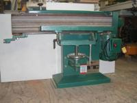 1999 GRIZZLEY BELT SANDER and DUST COLLECTOR Like New