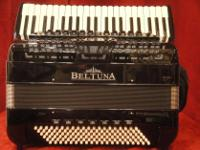 "Type: Accordion Piano Accordion 19.25"" 41/120 25lbs"