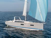 Our 2 Cabin Oceanis 38 Cruiser version is on order and