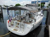 This well equipped Beneteau 40 Oceanis 3 cabin has had