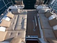 The Beneteau Sense 55 is the queen of the Sense line